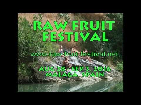 2016 Raw Fruit Festival - Checking out the river