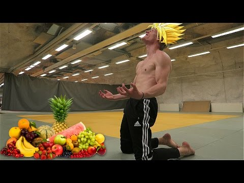 What Does A Healthy VEGAN Eat In A Day + Tricking/Acrobatics WORKOUT!
