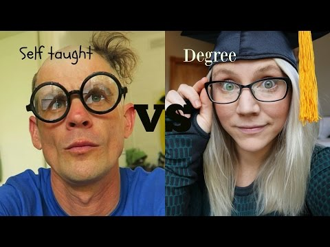 Day 10 || Does a college degree give you credibility?