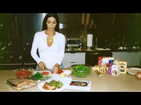 Kim Kardashian's Diet Plan REVEALED 2017