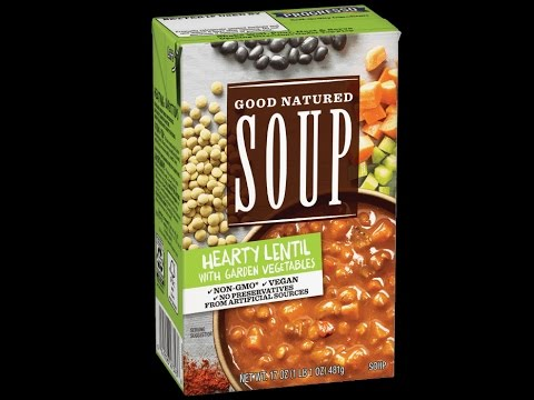 Progresso Making Vegan Soups