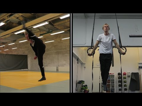 EPIC DAY IN THE LIFE OF TRICKING & CALISTHENICS ATHLETE