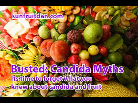 Fruit does not feed candida and why excess fat does - Debunking fruit myth