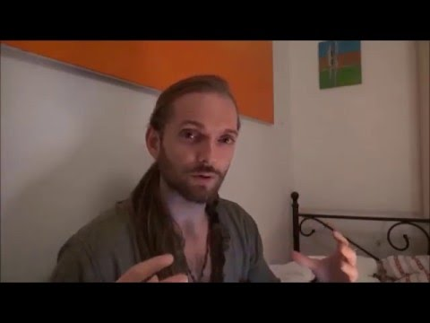 What is the true solution to poverty? Feathers Tale off the grid vegan Eco Childrens Village...
