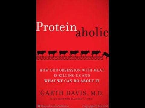Are YOU a Proteinaholic?  Book Review by the PlantBased Senior
