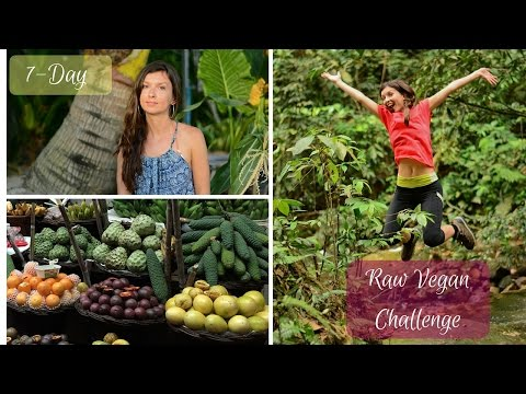 Join the 7-day 'Declutter to your Health' Raw Vegan Challenge :)