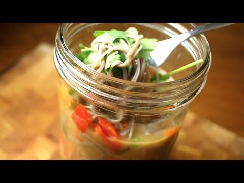 HEALTHY 'POT NOODLE' RECIPE