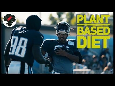 Vegan Athletes NFL - Tennessee Titans Plant-Based Meal Plan