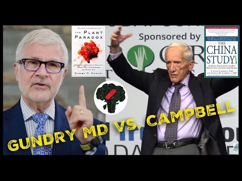Plant Paradox Review - Gundry MD vs. The China Study