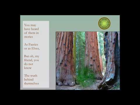 Elven World Poem