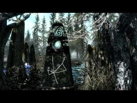 Skyrim (OST) Atmospheric Music & Sounds Part 1/3