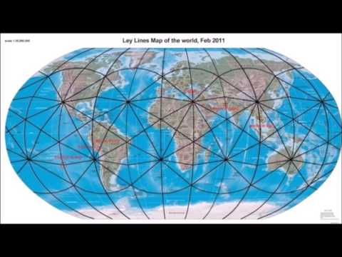 The Chakras of the Earth and Ley Lines