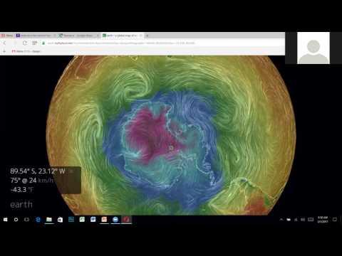 Antartica at 65 Degrees Fahrenheit - Tiki Bartenders Needed