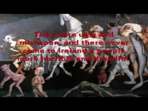 Irish Mythology: Tuatha de Dannn