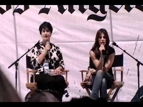 Jillian Michaels (Part 2 of 3) at LA Times Festival of Books at USC