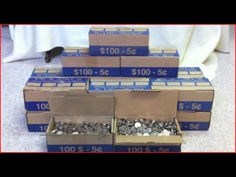 WHY PREPPERS HOARD NICKELS - 100% RISK FREE WAY  TO INVEST IN NICKEL 101
