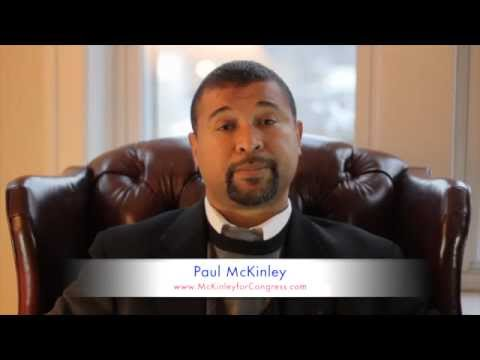 Paul McKinley Statement to Voters on Street Repentance