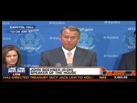 Speaker Boehner on IRS Scandal: My Question Is Who Is Going to Jail?