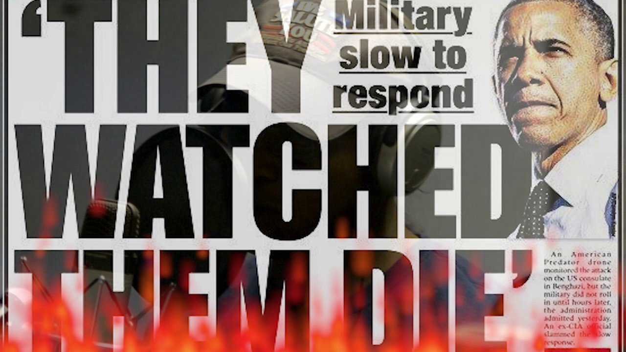 Four Dead in Benghazi by Lloyd Marcus, Unhyphenated American