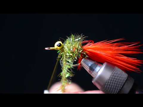 Fly Tying the ReyRam Redfish Fly for Saltwater
