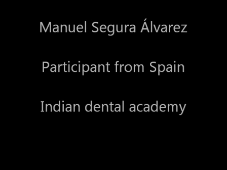 Indian dental academy-best in continuing dental education