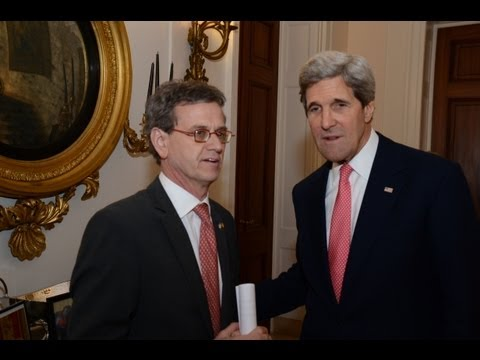 Secretary Kerry Tri-Mission Meet & Greet
