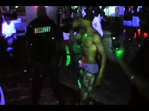 Rico Montana's  Performance @ Burnzie's