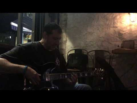 Ian C. Bouras at The Fort Tryon Public House playing Trading Steam For Steam
