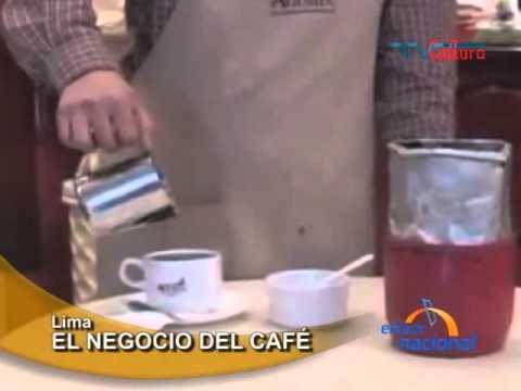 El negocio del café: cómo invertir en una cafetería en el Perú