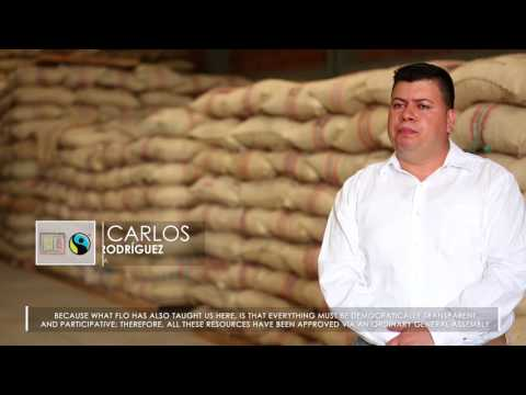 Comercio Justo - Cafe Pequeños Productores, Colombia