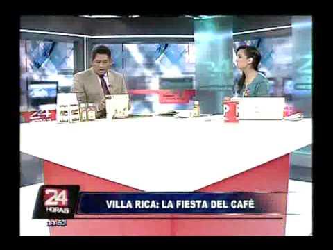 Festival del Café de Villa Rica 2013 se prepara para recibir a miles de turistas