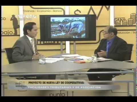 COOPERATIVAS 2013-PERU - PROYECTO DE NUEVA LEY- 01