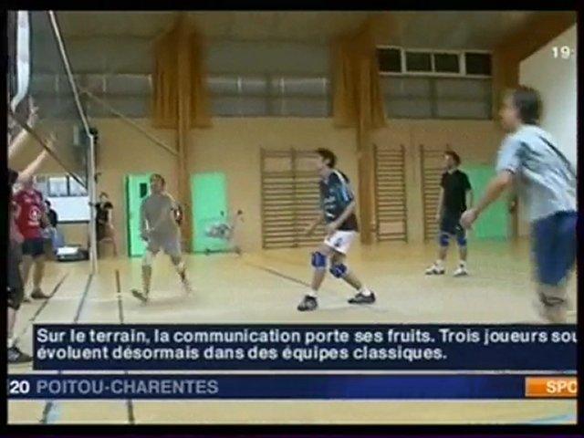 Volley sourd à Sèvres-Anxaumont