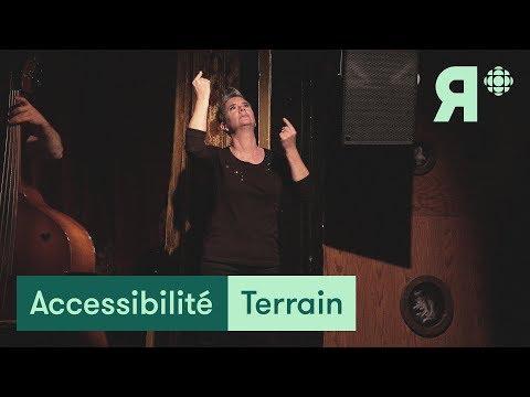 Offrir la musique à des spectateurs sourds et l'art à des visiteurs non voyants | Accessibilité