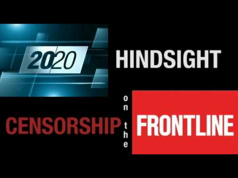 20/20 Hindsight: CENSORSHIP on the Frontline{Wall Street Whistleblower Proves That Money Never Slee…