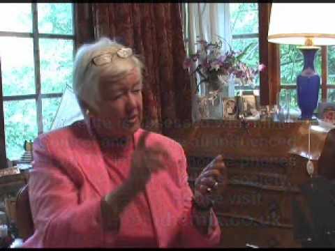 Dr. Rauni-Leena Luukanen Kilde about The Control Factor (1:3) - a reality check