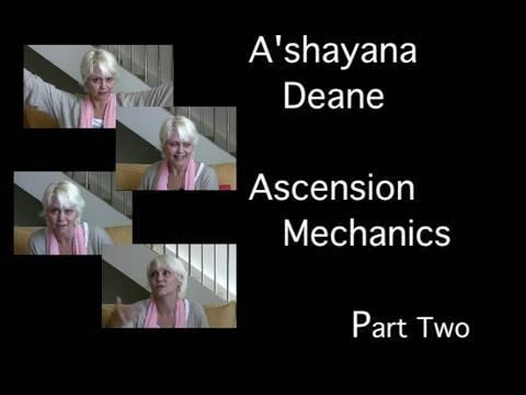 Ascension Mechanics-Part two