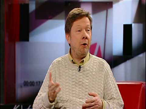Eckhart Tolle - Interview on The Hour with George Stroumboulopoulos