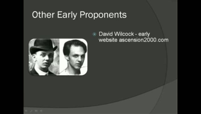 The 2012 Deception Presentation