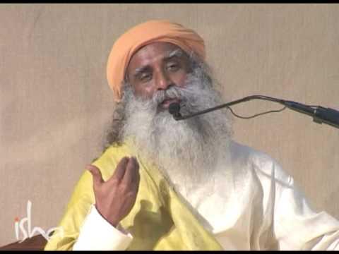 Why Yogis and Swamis have long hair and beards? Sadhguru