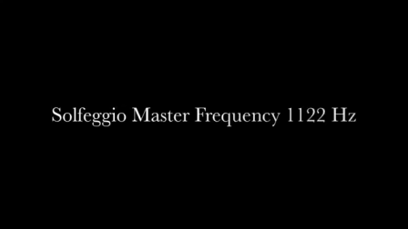 Solfeggio Master Frequency 1122 Hz. HD