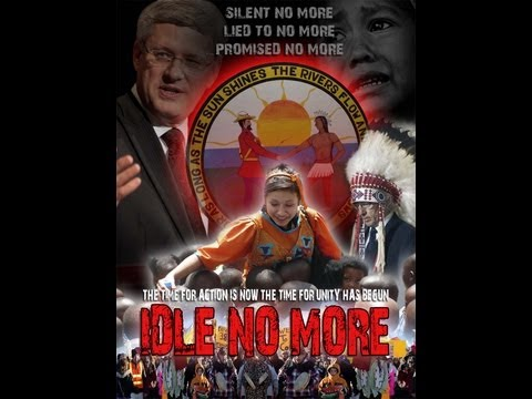 IDLE NO MORE REACTIONS MUST SEE!!!!