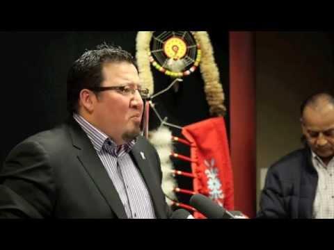 Grand Chief Nepinak - Press Conference December 7, 2012