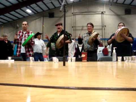 Living skies casino RD 2010- Magwa Quinton Tootoosis and the legends jammin a OLD TUNE