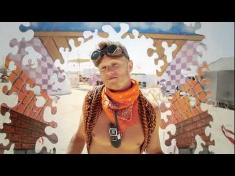 Oh, the Places You'll Go at Burning Man! (OFFICIAL)