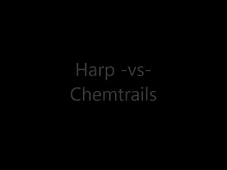 Harp vs Chemtrails