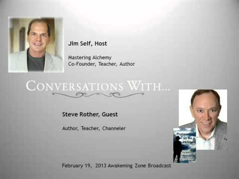 Conversations With ... Jim Self and Steve Rother