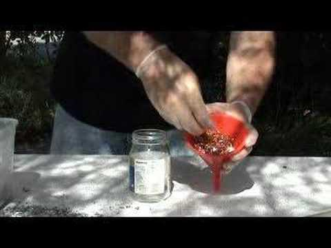 Orgonite. How to make your own orgone devices.