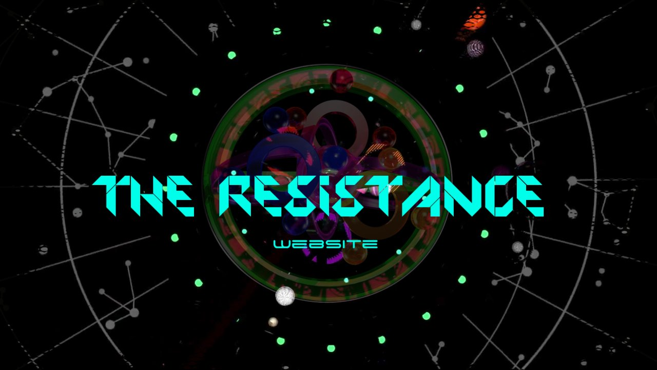 THE RESISTANCE WEBSITE TUTORIAL