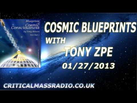 Cosmic Blueprints With Tony Zpe - Jose Barerra - A Detached Society [01/27/2013]